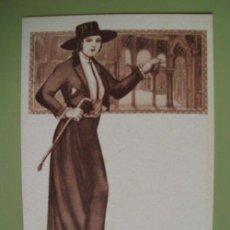 Postales: POSTAL ANTIGUA PUBLICIDAD : GRANADA - TEXTO AL DORSO ASPIRINA BAYER. Lote 18758231