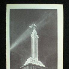 Postales: TARJETA POSTAL PUBLICITARIA. DÍPTICO. PABELLÓN DE ROCALLA SA. EXPOSICIÓN UNIVERSAL BARCELONA. 1929.. Lote 19404499