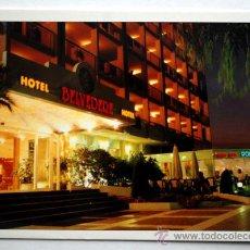 Postales: TARRAGONA. SALOU. HOTEL BELVEDERE.. Lote 21446798