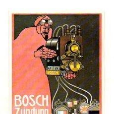 Postales - POSTAL PUBLICITARIA. BOSCH ZÜNDUNG. - 20124792