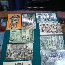 Postales: POSTALES LOTERIA NACIONAL AÑO 1974. Lote 27369953