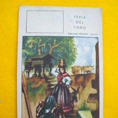 Postales: ANTIGUA POSTAL : FERIA DEL LIBRO. ED HERALMI. MADRID. Lote 20810826