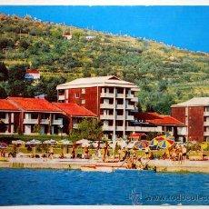 Postales: POSTAL. HOTEL LUCIJA. PORTOROZ.. Lote 27437837