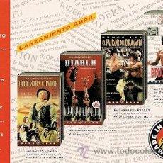 Postales: POSTAL PUBLICITARIA - MADE IN HONG KONG. Lote 23611621