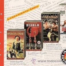 Postales: POSTAL PUBLICITARIA - MADE IN HONG-KONG. Lote 23726646