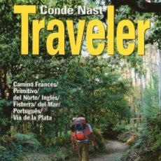 Postales: XACOBEO - POSTAL PUBLICIDAD REVISTA TRAVELER - AÑO SANTO. Lote 26050101