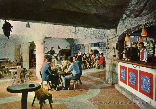 BOITE Nº 8 SA ROCA CLUB ROC SAN CAYETANO TARRAGONA AÑO 1969 ESCRITA SIN CIRCULAR (Postales - Postales Temáticas - Publicitarias)