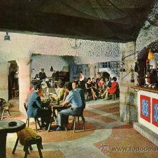Postales: BOITE Nº 8 SA ROCA CLUB ROC SAN CAYETANO TARRAGONA AÑO 1969 ESCRITA SIN CIRCULAR. Lote 26203615