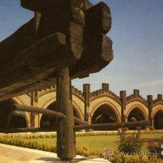Postales: CAVAS CODORNIU MUSEO CODORNIU MONUMENTO NACIONAL SIN CIRCULAR NUEVA. Lote 135081914