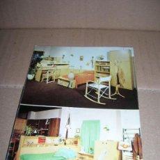 Postales: POSTAL PUBLICITARIA MUEBLES MEYP, VALENCIA. AÑO 1979. MIDE 15 X 10,5 CM., SIN USAR, VER FOTOS.. Lote 26412987