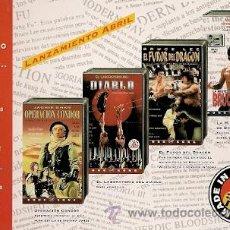 Postales: POSTAL PUBLICITARIA - MADE IN HONG KONG. Lote 26618344