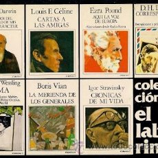 Cartoline: POSTAL PUBLICITARIA - COLECCION EL LABERINTO. Lote 26635607