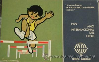 LOTERIA - SERIE L Nº11 ILUSTRADA POR E. LARA (Postales - Postales Temáticas - Publicitarias)