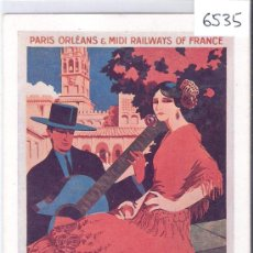 Postales: SPAIN- (6535). Lote 27398007