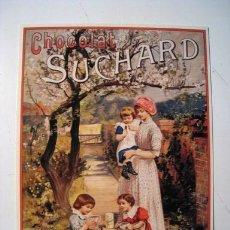 Postales: POSTAL PUBLICIDAD CHOCOLATE SUCHARD . Lote 27864525