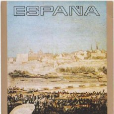 Postales: POSTAL CARTELES TURISTICOS DE ESPAÑA,PARTE TRASERA PROPAGANDA RODOMICINA.H.FOURNIER-VITORIA 1972. Lote 28485599