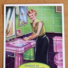 Postcards - Postal publicitaria - Aparatos de Saneamiento Roca - Industrias Arcas (Cádiz) - 28747801