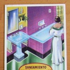 Postales: POSTAL PUBLICITARIA - SANEAMIENTO ROCA - INDUSTRIAS ARCAS (CÁDIZ). Lote 28747821