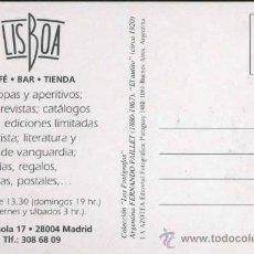 Postales: TARJETA POSTAL CON PUBLICIDAD