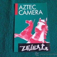 Postales: POSTALES-D8-AZTEC CAMERA. Lote 29597545