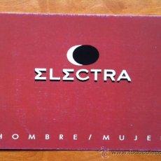 Postales: POSTAL PUBLICITARIA TIENDA ELECTRA . BARCELONA . Lote 29683712