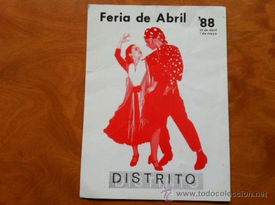 POSTAL - DISTRITO DISTINTO - BARCELONA 1988 (Postales - Postales Temáticas - Publicitarias)