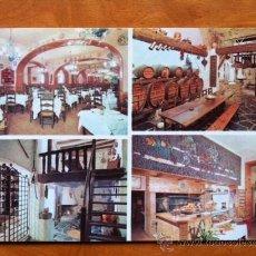 Postales: POSTAL PUBLICITARIA . HOTEL DURAN FIGUERES . ED MALLAL. Lote 29698968