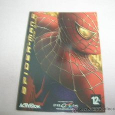Postales: POSTAL SPIDER-MAN 2 THE GAME. Lote 31065015