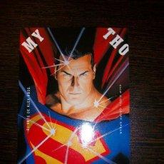Postales: POSTAL SUPERMAN MYTHOLOGY - EL ARTE DE ALEX ROSS CON CHIP KIDD Y GEOFF SPEAR. Lote 31240957