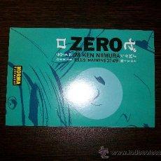 Postales: POSTAL MANGA ZERO JM KEN NIIMURA. Lote 31283090
