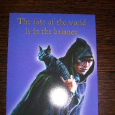 Postales: POSTAL LIBRO FANTASIA THE REDEMPTION OF ALTHALUS - DAVID AND LEIGH EDDINGS. Lote 31283419
