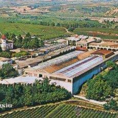 Postales: POSTAL - COLECCION DE 9 POSTALES DE LAS CAVAS CODORNIU. Lote 32005166