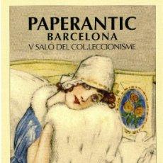 Postales: POSTAL - PAPERANTIC BARCELONA (CAT). Lote 155978849