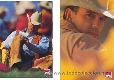 Postales: Postal - 3 postales publicitarias Marlboro - Foto 2 - 32096612