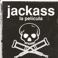Postales: +-+ PW155 - POSTAL - JACKASS LA PELICULA. Lote 32279847
