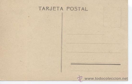 Postales: Postal publicitaria Agua oxigenada FORET. Litografía Ortega Valencia. Sin circular. - Foto 2 - 32666315