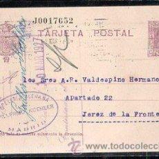 Postales: TARJETA POSTAL PUBLICITARIA DE PAPELERIA ALEMANA. GUILLERMO KOEHLER, MADRID. Lote 33157069
