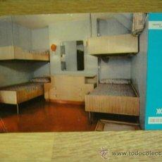 Postales: NAVIERA YBARRA ( SEVILLA ) - CAMAROTE DEL CABO SAN ROQUE - SIN CIRCULAR 1959. Lote 34455579