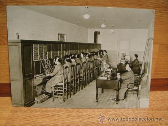 POSTAL PUBLICITARIA DE TELEFONICA - CIRCULADA (Postales - Postales Temáticas - Publicitarias)