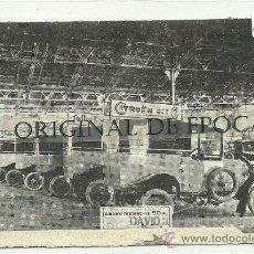 Postales: (PS-30372)POSTAL CAMIONETAS DE REPARTO DAVID S.A. CITROËN TALBOT. Lote 34925642
