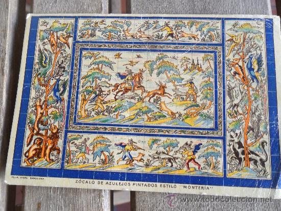 Grandiosa exposicion de azulejos y ceramica art comprar - Ceramica artistica sevillana ...