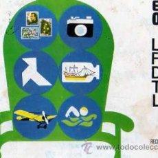 Postales: AEPO OCIO 77 LA FERIA DEL TIEMPO LIBRE MADRID ESCRITA SIN CIRCULAR . Lote 35853611