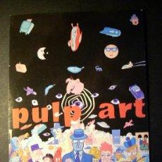 Postales: 2714 PUBLICIDAD PUBLICITY EXPOSICION GALLARDO PULP ART POSTCARD POSTAL AÑOS 90 - TENGO MAS POSTALES. Lote 36222375