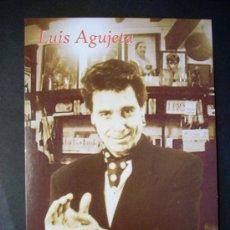 Postales: 3419 PUBLICIDAD PUBLICITY LUIS AGUJETA FLAMENCO LA CARBONERIA POSTCARD AÑOS 00 - TENGO MAS POSTALES. Lote 36417773