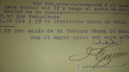 Postales: ANTIGUA TARJETA POSTAL PUBLICIDAD MANUEL GALIANO MESON DE PAREDES MADRID 1920 - Foto 2 - 36872225