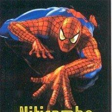 Postales: NITIRAMBO DANCE CLUB - FEBRERO 2002 - SPIDERMAN (EL HOMBRE ARAÑA). Lote 37007998