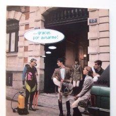 Postales: POSTAL PUBLICIDAD MOVISTAR ACTIVA JOVEN. Lote 38233476