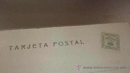 Postales: ANTIGUA TARJETA POSTAL CATALOGO PRECIOS PELOTAS DE GOMA HERMANOS TUSELL BARCELONA 1917 - Foto 2 - 38598662