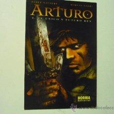 Postales: POSTAL ARTURO - NORMA EDITORIAL. Lote 39162005