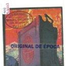 Postales: (PS-36603)POSTAL PUBLICITARIA-AUTO-ELECTRICIDAD MIGUEL CRUXENT(MATARO). Lote 39327862